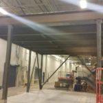 Electrical platform fabrication and erection- Asco Aerospace
