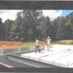 Precast Plank Install